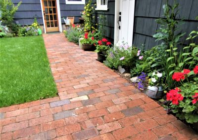 brick hardscapes